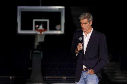 Antonio Martín, renovado como presidente de la ACB hasta 2025