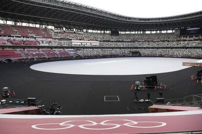 La ceremonia de inauguración tendrá menos de 1.000 invitados, según medios