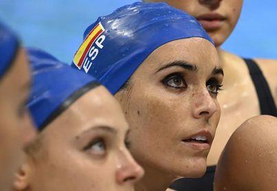 Ona Carbonell liderará al equipo español de natación artística en Tokio
