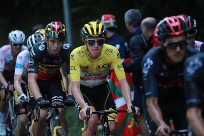 Pogacar no da concesiones en el Tour y se impone de amarillo en Luz Ardiden