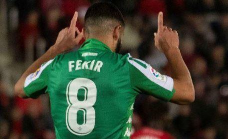 """Fekir: """"Quiero dar lo máximo por este gran club"""""""