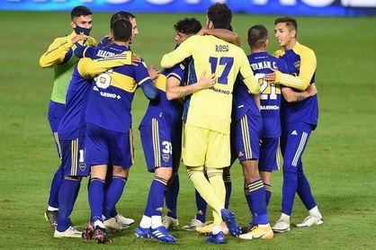 Boca Juniors empata con Unión en el estreno del certamen
