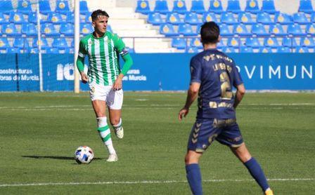 El Real Betis renueva a Luis Martínez para el filial