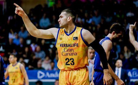 Beqa Burjanadze tiene una oferta del Betis Baloncesto