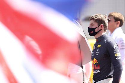 """Verstappen: """"Ver celebraciones en el hospital es irrespetuoso y antideportivo"""""""