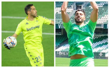 Una portería con dos titulares: Rui Silva y Bravo