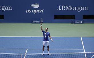 Djokovic, Nadal, Federer, Williams y Osaka estarán en el Abierto de tenis de EE.UU.
