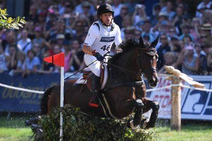 Michael Jung, a por un nuevo récord olímpico