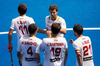 La selección española masculina no participará en la ceremonia inaugural