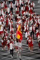 Los atletas de Tokio 2020 desfilan al ritmo de canciones de videojuegos