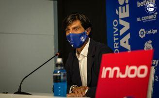 Sergio Fernández se remite al comunicado: ´¿Joselu? Poco más puedo añadir´.