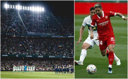 Horarios del Betis-Real Madrid, último partido con público en LaLiga, y del Elche-Sevilla de la jornada 3