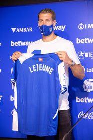 Lejeune: Vuelvo porque en el Alavés fui feliz jugando a fútbol.
