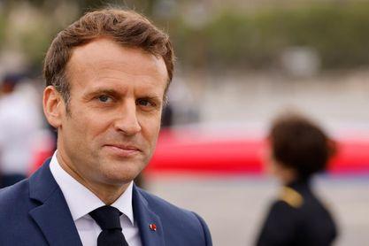 Macron quiere a Francia entre los cinco con el mejor medallero en París 2024