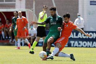 2-0. Chimy Ávila y Nacho Vidal dan la victoria a Osasuna frente al Burgos