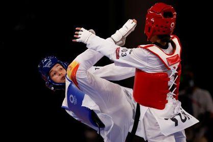 Adriana Cerezo gana la plata en taekwondo y da la primera medalla a España
