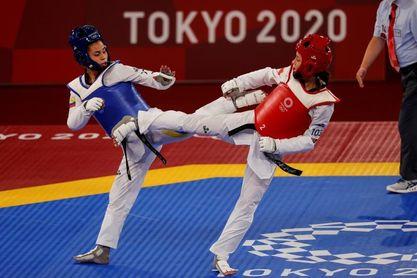 La colombiana Andrea Ramírez Vargas cae en cuartos por un ajustado 30-31
