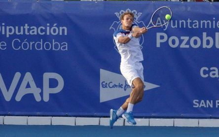 Adrián Menéndez cae en cuartos y deja el ATP Challenger de Pozoblanco sin españoles