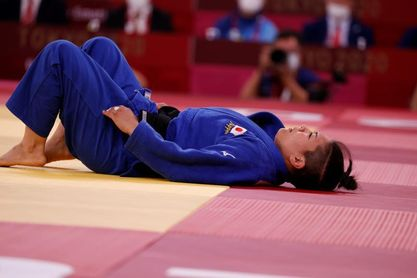 Japón logra su primera medalla en judo femenino con la plata de Funa Tonaki