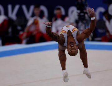 Zapata es tercero en suelo tras primera subdivisión, España cuarta pero lejos