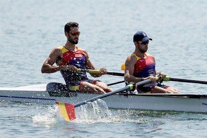 Canalejo-García y Horta-Balastegui a semifinales