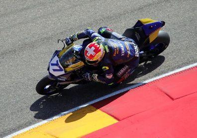 Nueva victoria de Aegerter; Manu González, sexto