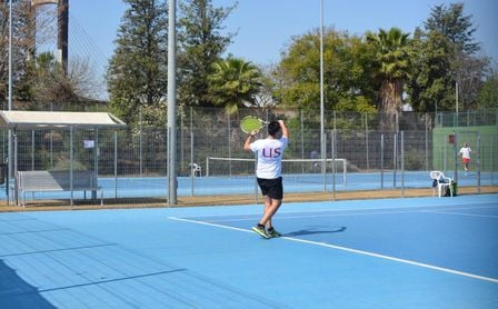 Intensivos de raqueta en el SADUS durante septiembre.