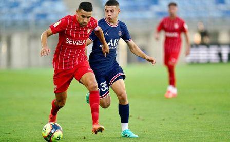 Sevilla FC-PSG en directo: minuto a minuto, crónica, goles y resultado.