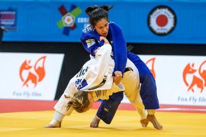 Cristina Cabaña cae en Tokio ante la campeona Olímpica de judo eslovena