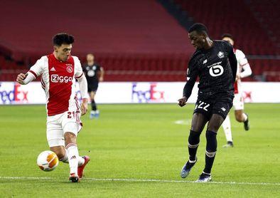 El Ajax ofrece la renovación al argentino Lisandro Martínez