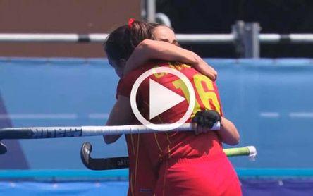 Nueva Zelanda 1-2 España: Paso vital para luchar por las medallas