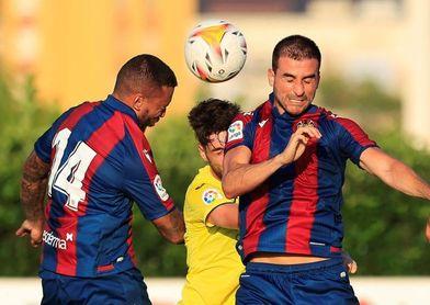 0-0. Villarreal y Levante firman un descafeinado empate con susto de Parejo