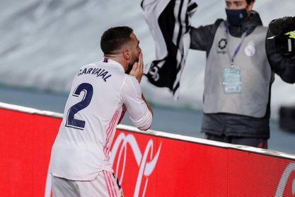 Carvajal amplia hasta 2025 su compromiso con el Real Madrid