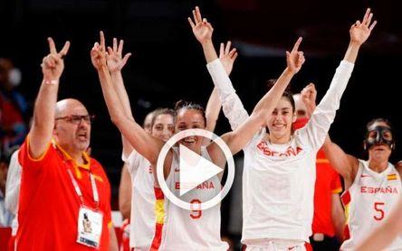 España 85-70 Serbia: Venganza con sabor a cuartos