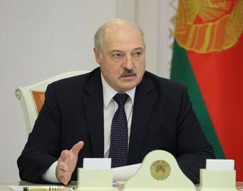 Lukashenko arremete contra deportistas bielorrusos por resultados en Tokio