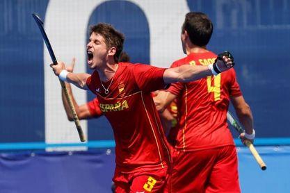 1-1. Quemada mete a España en cuartos con un gol en el último minuto