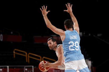 Olímpicos 2020 - Baloncesto: España vs. Argentina