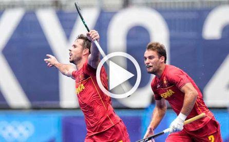 Australia 1-1 España: A cuartos, por... 50 segundos