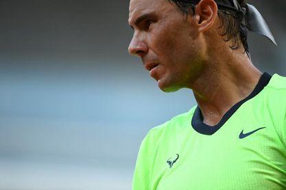 Nadal entrena ya en las pistas del Citi Open, que suma a Feliciano López