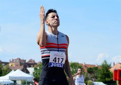 Sergio Fernández eliminado en primera ronda de 400 m vallas