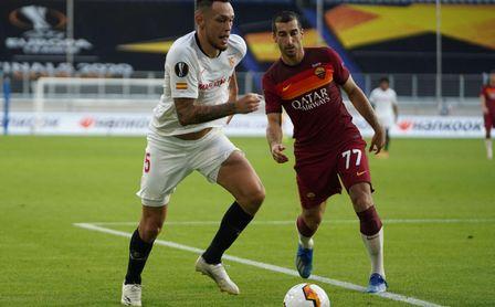 Horario y dónde ver en TV y online el Sevilla FC - Roma, el cuarto partido de pretemporada