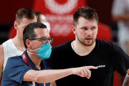 Doncic amenaza a España