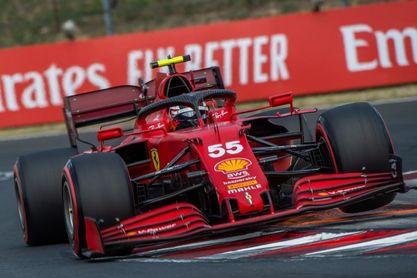 Sainz, eliminado en la segunda ronda (Q2)