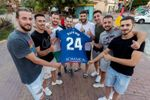 """Javalí Nuevo se vuelca con Mir: """"Somos del equipo en el que juegue Rafa"""""""