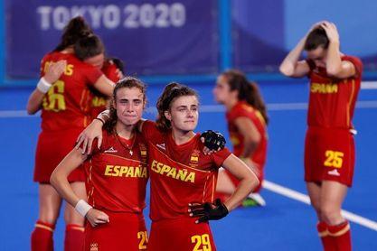 2-2. España cae por penaltis (0-2) ante las campeonas