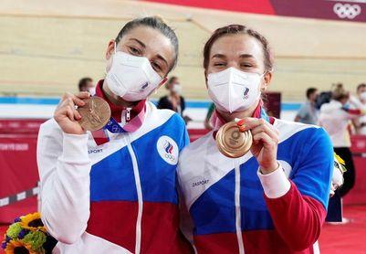 China, Alemania y Rusia inauguran el medallero del ciclismo en pista