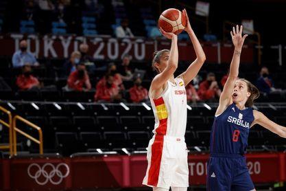 España jugará contra Francia en los cuartos de final de Tokio 2020
