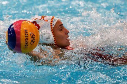 Waterpolo femenino: España vs. Australia