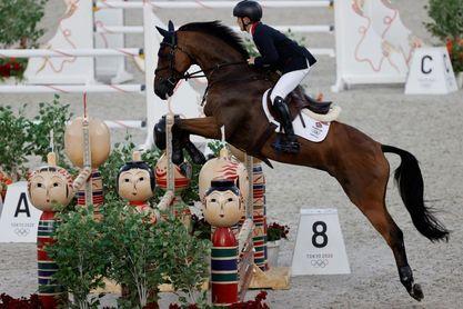 Gran Bretaña gana el oro en el concurso completo por primera vez desde Múnich