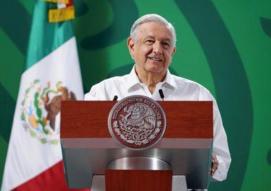 López Obrador felicita a Aremi Fuentes por su medalla de bronce en Tokio 2020